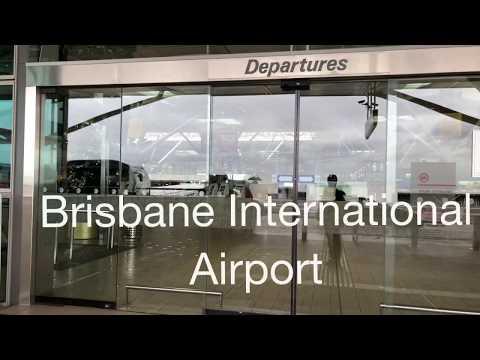 Brisbane International Airport Review