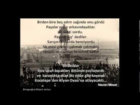 Atatürkümüzün son yolculugu