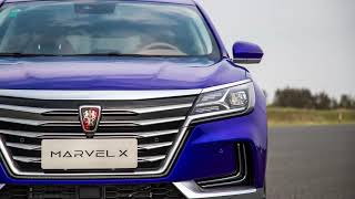 Test Drive - Roewe Marvel X - May 2019