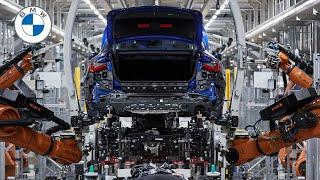 BMW Car PRODUCTION Line / German Car Factory
