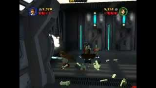 LEGO Star Wars: The Video Game Campaign Part 10 Segment 1