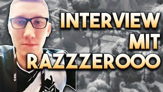 DAS GANZE INTERVIEW MIT RAZZZERO0O | Duos mit Pro Playern | Fortnite Battle Royale