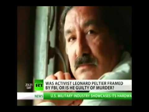 Free Leonard Peltier Free Em' All! Documentary   Full Length Film
