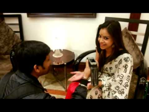 Actress Sumona chakravarty with Rj Animesh live on Red fm kolkata