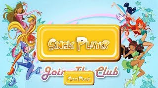 Winx Club: Join the Club PSP Playthrough - Konami Published This Garbage