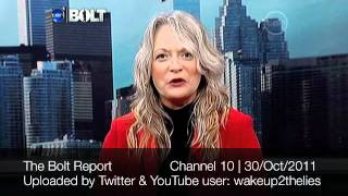 IPCC exposed by Author Donna Laframboise (The Bolt Report)