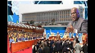 SECRET DEVOILE: POURQUOI LA PAGAILLE A L'ASSEMBLEE NATIONALE DE LA RDC