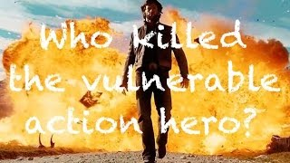 """Who Killed The Vulnerable Action Hero?""  - Max Landis, Sam Rockwell and Paco Cabesass"