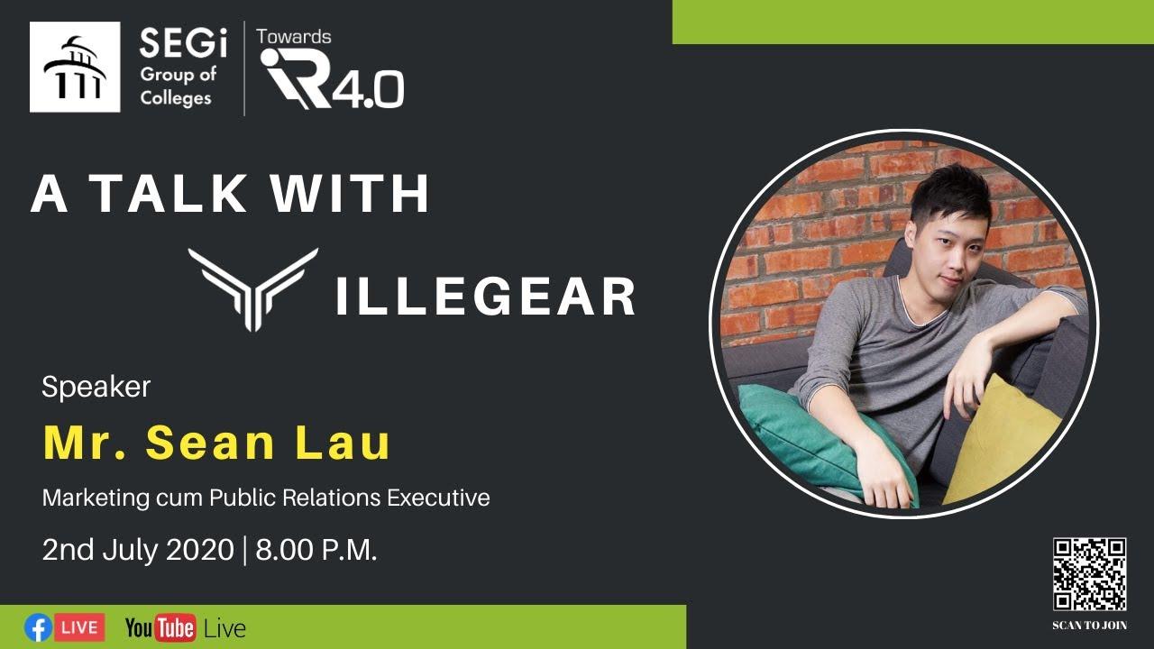 A Talk with Illegear