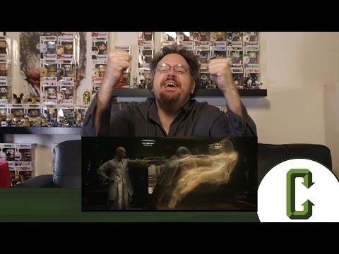 Doctor Strange Teaser Trailer Reaction and Review (Jon Schnepp Edition)