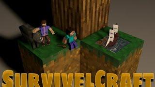 Я новичок в survivalcraft | Выживание #1