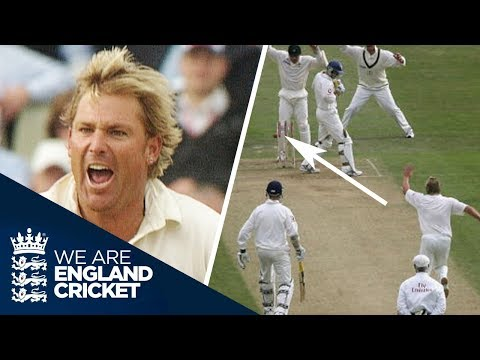 THAT Ball To Andrew Strauss: Shane Warne's 6-46 At Edgbaston 2005 - Full Highlights