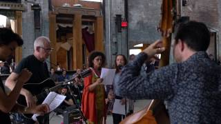 David Garland - Lux Temporalis (excerpt) performed at 24-Hour Drone
