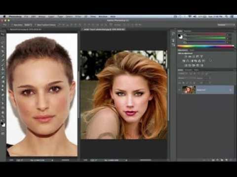 Photoshop: Face Swap