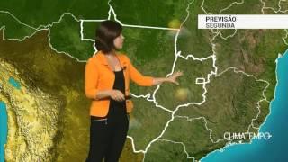Previsão Centro-Oeste - Ar mais seco e frio em MS