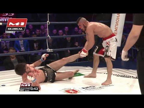 Раул Тутараули Vs. Артур Алиев, M-1 Challenge 55, Грузия | Полный бой