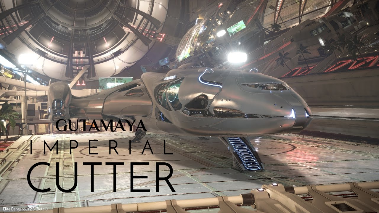 Built To Perfection - Elite: Dangerous Imperial Cutter