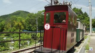 鉄鈍爺さん 能勢の鉄道