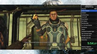 Dead Space 3 Co-op NG+ Glitchless Speedrun 3:23:16