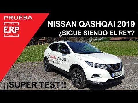 Nissan QASHQAI 2019. ¿Sigue siendo el REY de los Crossover / SUV?. Prueba / Test / Review.