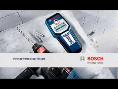 Bosch GMS120 Digital Wall Scanner | Screwfix