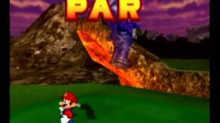Mario Golf: Toadstool Tour - Doubles Match Play (Bowser Badlands)