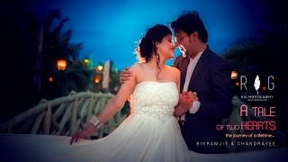 Indian Cinematic Wedding(Pre-Wedding) Film by Rig Photography
