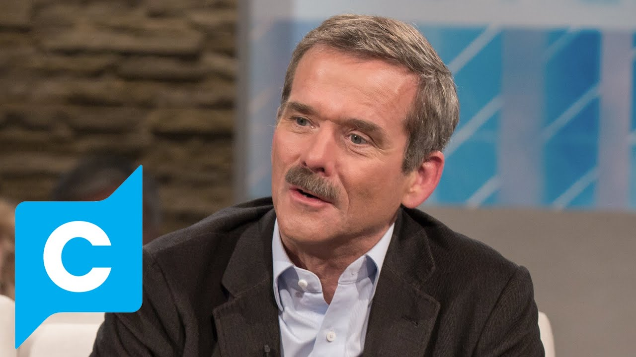 cmdr chris hadfield explains why space exploration matters