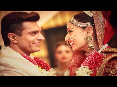 Bipasha Basu Official Wedding Pics | All Celebrity | Bipasha Karan Grover