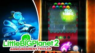 LittleBigPlanet 2 Trailer