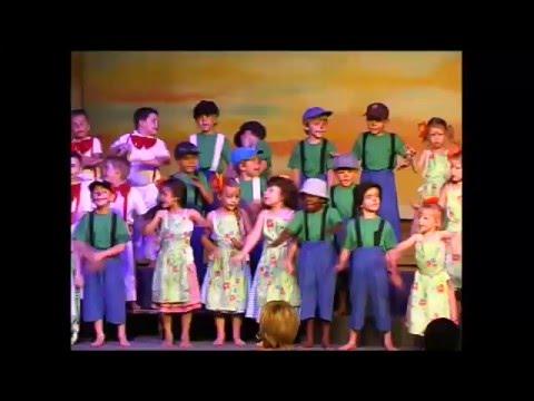 Eekhorinkies konsert 2015 - Laerskool Stellenbosch