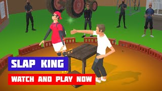 Slap King · Game · Gameplay