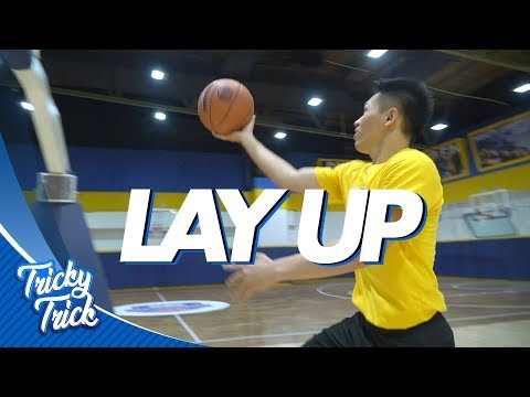 "Tutorial ""LAY UP"" Bersama Abraham Damar - Trickytrick DBL Academy"
