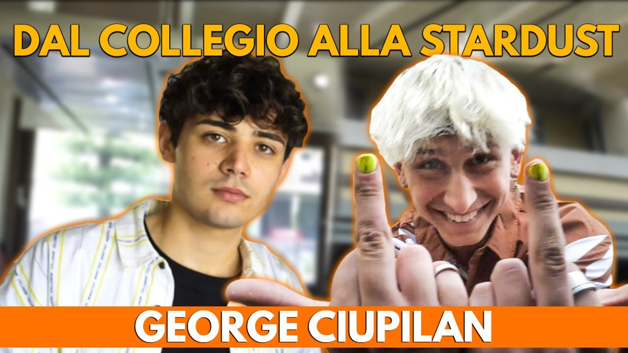 """GEORGE CIUPILAN: """"DOPO IL COLLEGIO TUTTE SI INNAMORANO DI ME MA IO LE RIFIUTO"""" - Social Nettuorc"""