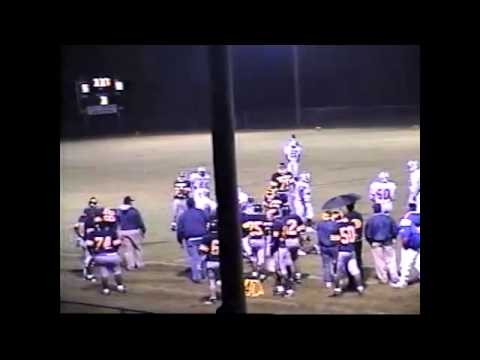 1996-11-01 - Winona High School Tigers vs West Lowndes High School Panthers Football