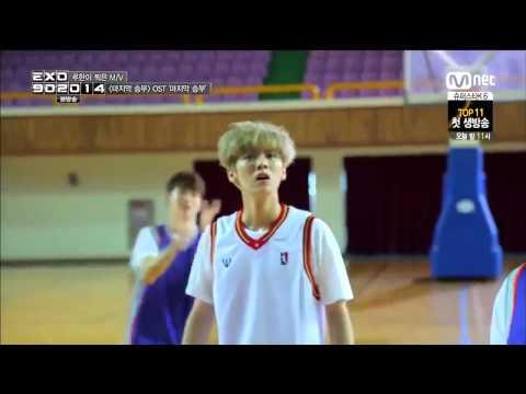 [LIVE_HD] 141010 EXO Luhan SM Rookies Jaehyun MV BTS @ EXO 902014 Cut 4
