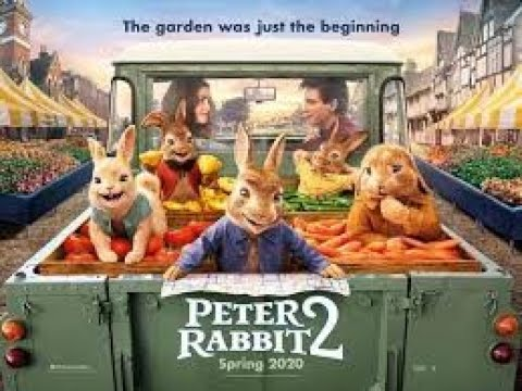 Peter Rabbit 2 : The Runaway Trailer #1 (2020)