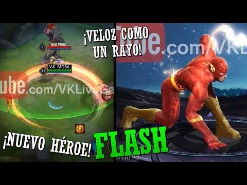 ¡NUEVO HÉROE! [Flash] | Noticias Arena of Valor