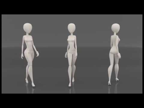 Natalia Chang  -  ART253T 3D Animation Reel - CSUF 2018