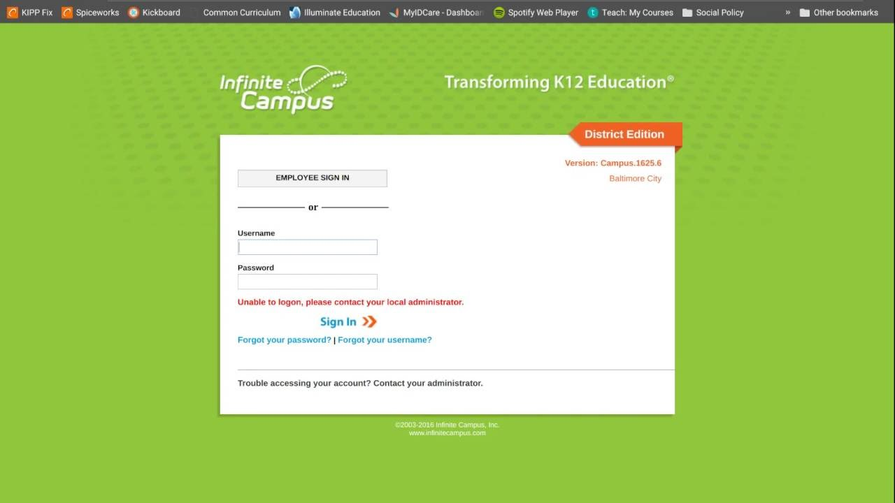 How to Take Attendance on Infinite Campus - YouTube