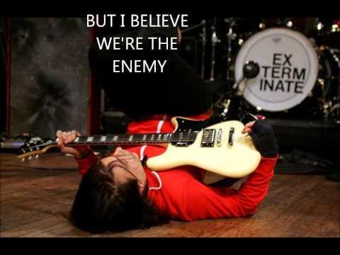 My Chemical Romance - Destroya - Lyrics And Pictures