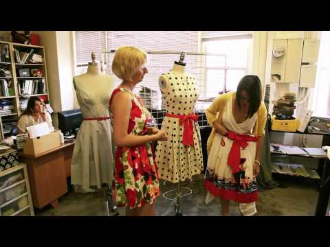 Behind Be the Buyer with Susan and Eva Franco