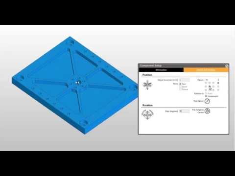 2. Åpning, orientering og plassering av 3D-Modell