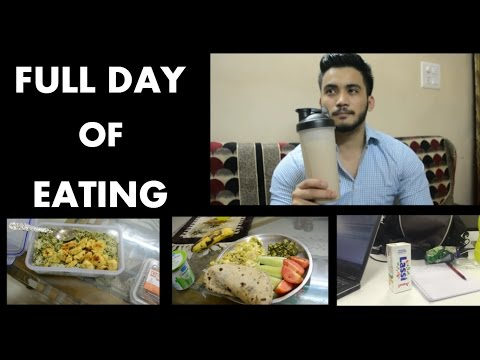 Full Day of Eating in Office | Bodybuilding Meals | Bulking Diet |