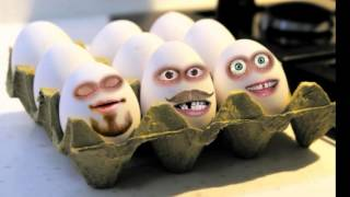 ÇATLAK YUMURTALAR - Animasyon.   eğlenceli çocuk videosu