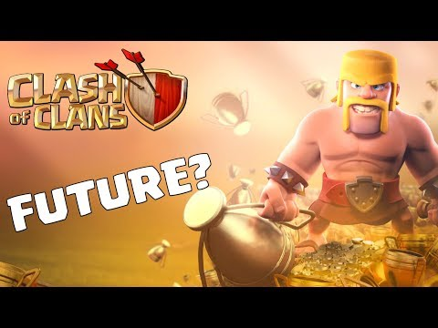 WHAT IS FUTURE OF COC & MORE ,Q&A ,CLASH OF CLANS INDIA