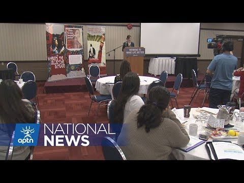 Alberta government wants to help Indigenous women become leaders | APTN News