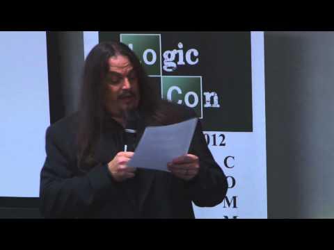 LogiCon 2012 with AronRa