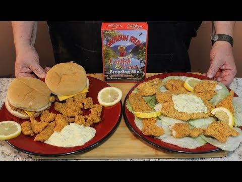 Pan Fried Crappie! (Fishing With Mark Travis)
