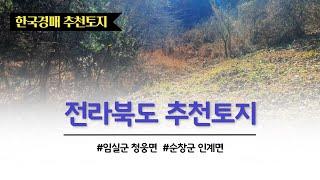 전라북도 자연인 토지 공매2건 추천 | 한국경매 추천토…